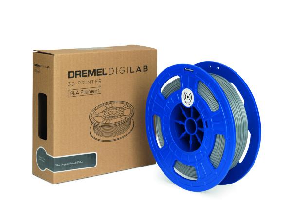 Dremel - PLA - 1.75mm - 750g - Silver
