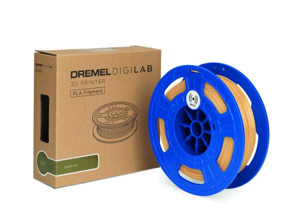 Dremel - PLA - 1.75mm - 750g - Guld
