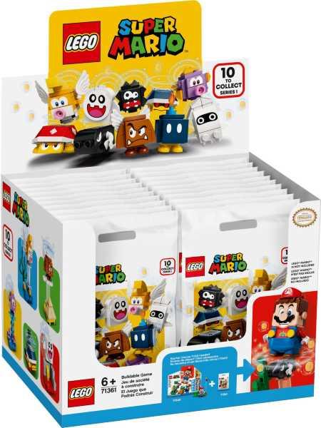 LEGO Super Mario Karaktärspaket 71361 (20-pack)