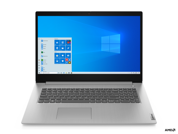 Lenovo IdeaPad 3 17ADA05 / 17.3 / HD+ / Athlon Silver 3050U / 4GB / 128GB / AMD Radeon / Win 10