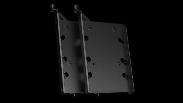 Fractal Design HDD Tray Kit Type B / 2-pack – Svart