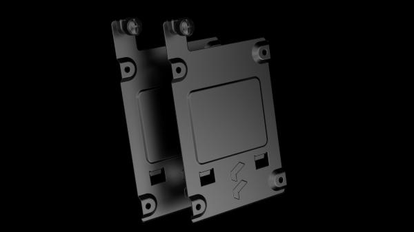 Fractal Design SSD Bracket Kit Type B / 2-pack - Svart