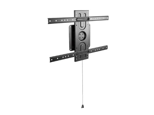iiglo TV väggfäste | Liggande/Stående position | 37-80 | VESA upp till 600 x 400 | 50 kg
