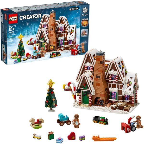 LEGO Creator Expert Pepparkakshus 10267 (Kartongskada)