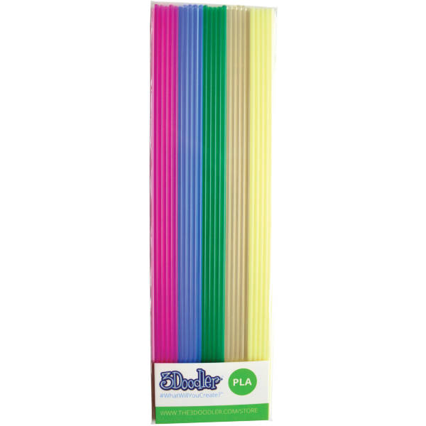 3Doodler Create+ Refill PLA Mix3 25-pack