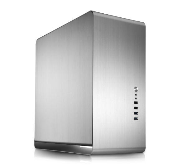 Jonsbo UMX4 / Solid - Silver