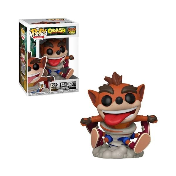 Funko POP! Games: Crash Bandicoot S3 – Crash Bandicoot [532]