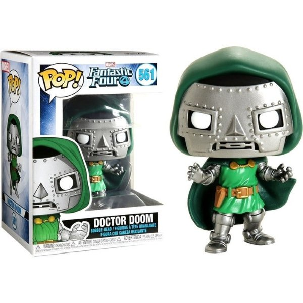 Funko POP! Marvel: Fantastic Four – Doctor Doom [561]