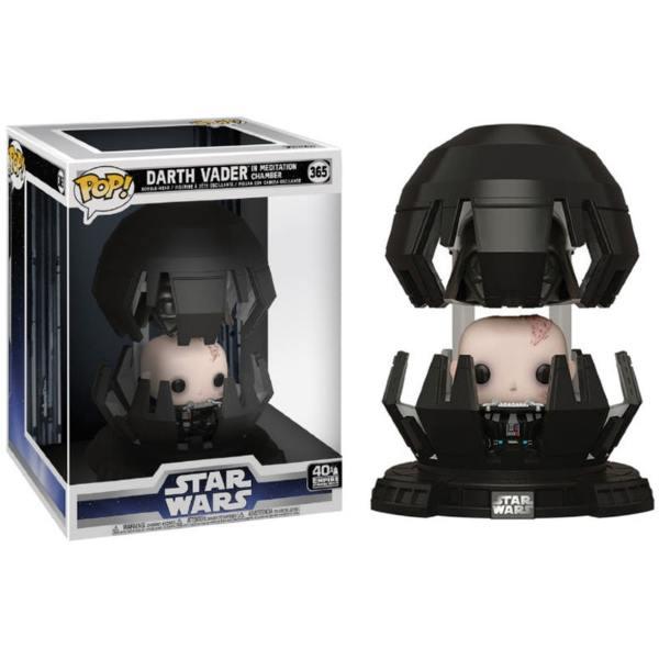 Funko POP! Deluxe: Star Wars – Darth Vader in Meditation Chamber