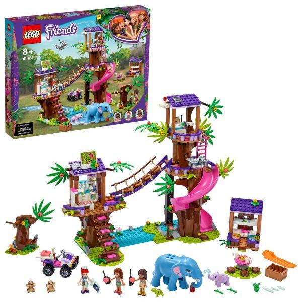 LEGO Friends Räddningsstation i djungeln 41424