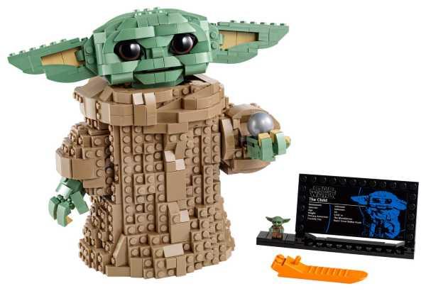 LEGO Star Wars: The Mandalorian – The Child 75318