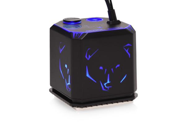 Alphacool Eisbear Aurora Solo / A-RGB / Ink pump