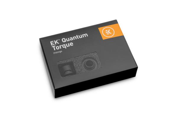 EK-Torque – HTC / 16mm / Svart / 6-pack