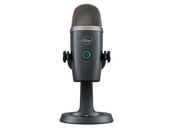 Blue Microphones Yeti Nano - Shadow Gray (Fyndvara - Klass 1)