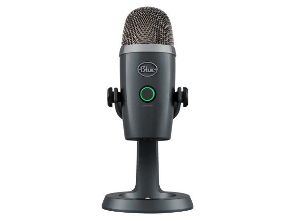 Blue Microphones Yeti Nano - Shadow Gray (Fyndvara - Klass 1)