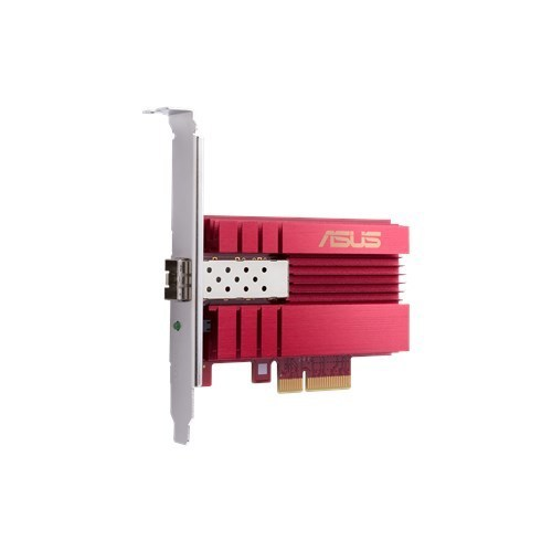 ASUS XG-C100F Nätverkskort / PCIe / 10 Gbit / SFP+ (Fyndvara - Klass 1)