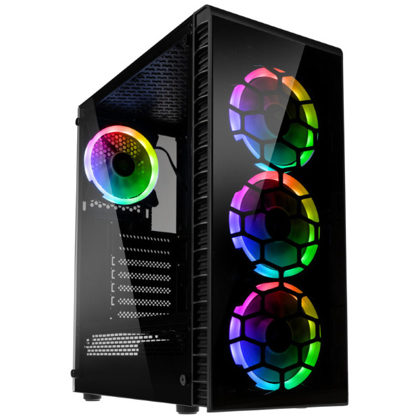 Kolink Observatory Lite / A-RGB - Svart