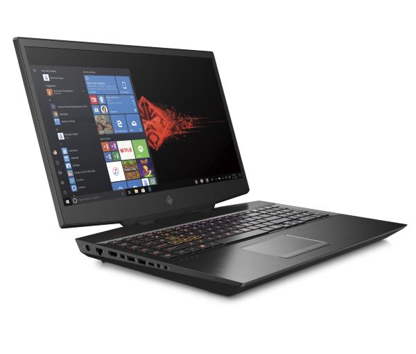 HP 17-cb1025no / 17.3 / FHD / IPS / 300Hz / i7-10750H / 16GB / 1TB SSD / RTX 2070S / Win 10