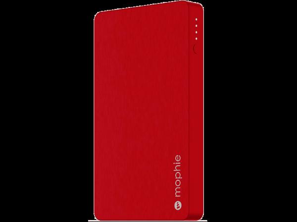Mophie Powerstation Lightning / 5000mAh / USBx2 – Red (Fyndvara – Klass 1)