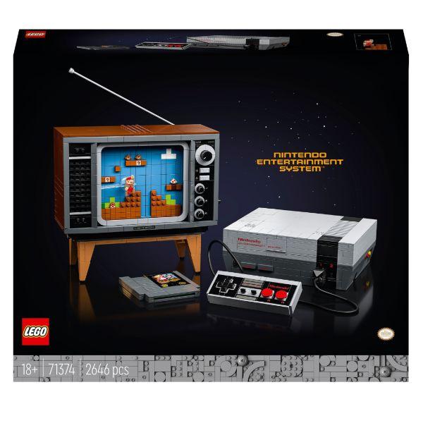LEGO Nintendo Entertainment System™ 71374