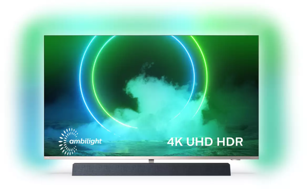 Philips 2020 65 LED-TV 65PUS9435 – 4K UHD / B&W Ljud / Ambilight /Android TV / Dolby Vision & Atmos