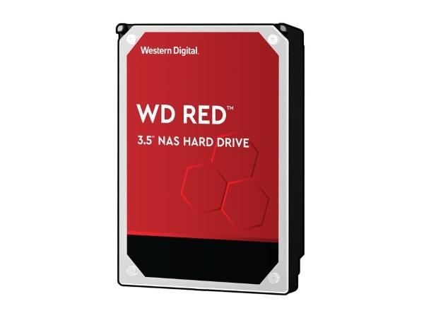 WD Red 6TB / 256MB Cache / 5400 RPM (WD60EFAX) (Fyndvara - Klass 1)
