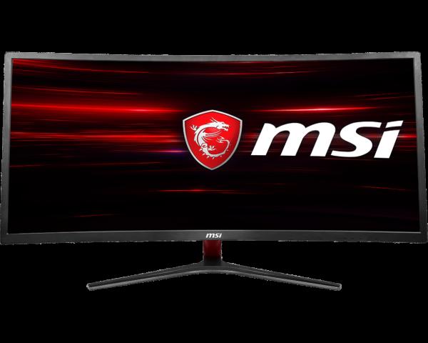 MSI Optix MAG341CQ / 34 / 1440p / 8ms / 100Hz / DPDVIHDMI / Curved / Freesync
