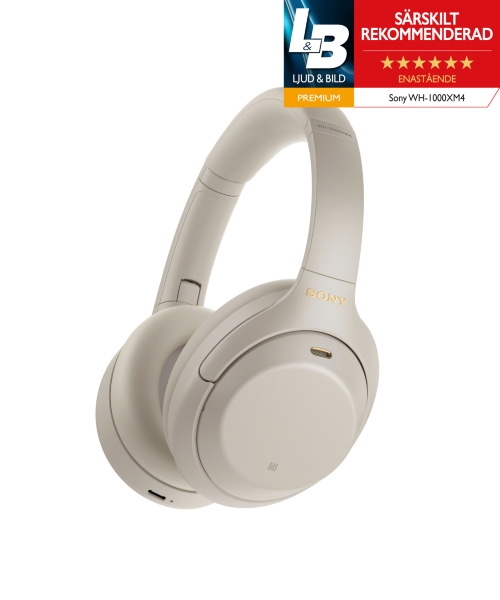 Sony WH-1000XM4 – Silver