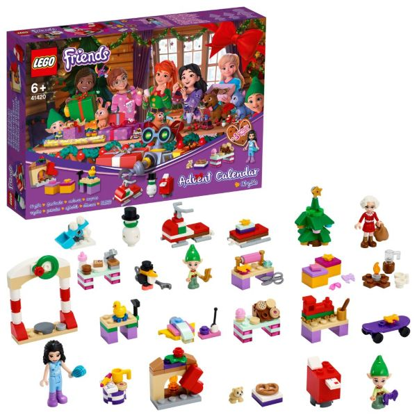LEGO Friends Adventskalender 2020 41420