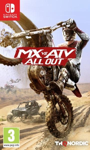 MX vs ATV All Out (Switch)