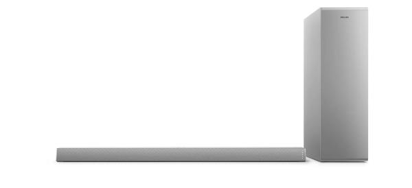 Philips 2020 TAB6405/10 / Dolby Audio / 140W / HDMI ARC - Silver