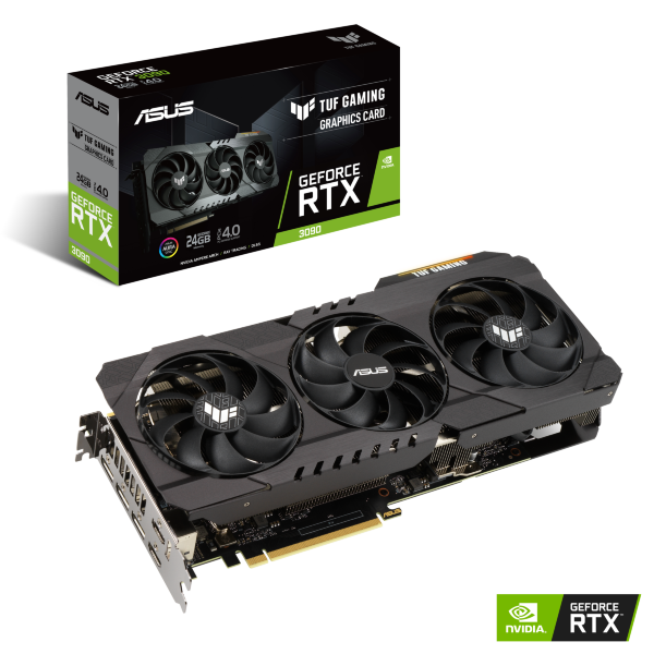 ASUS TUF GeForce RTX 3090 24GB Gaming