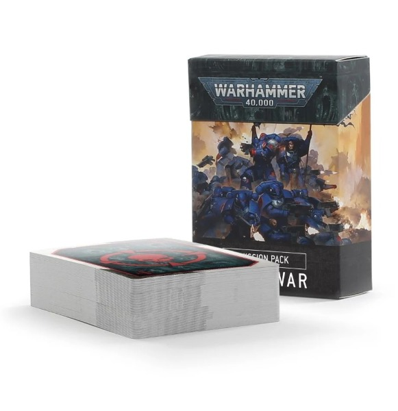 Warhammer 40000: 9th Edition Mission Pack: Open War