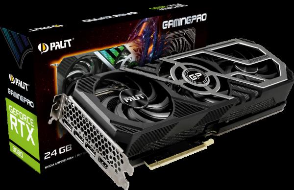 Palit GeForce RTX 3090 Gaming Pro 24GB