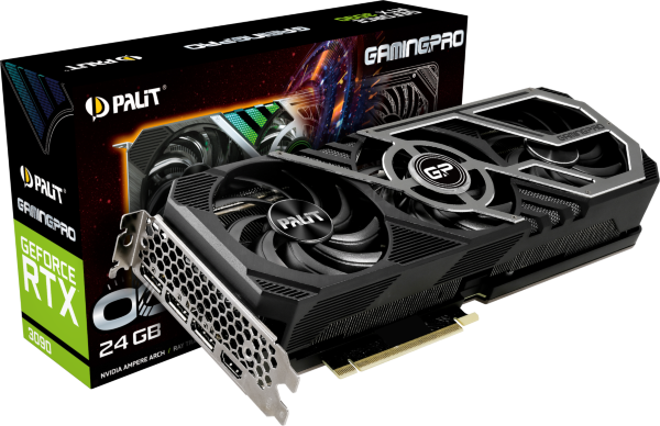 Palit GeForce RTX 3090 Gaming Pro OC 24GB