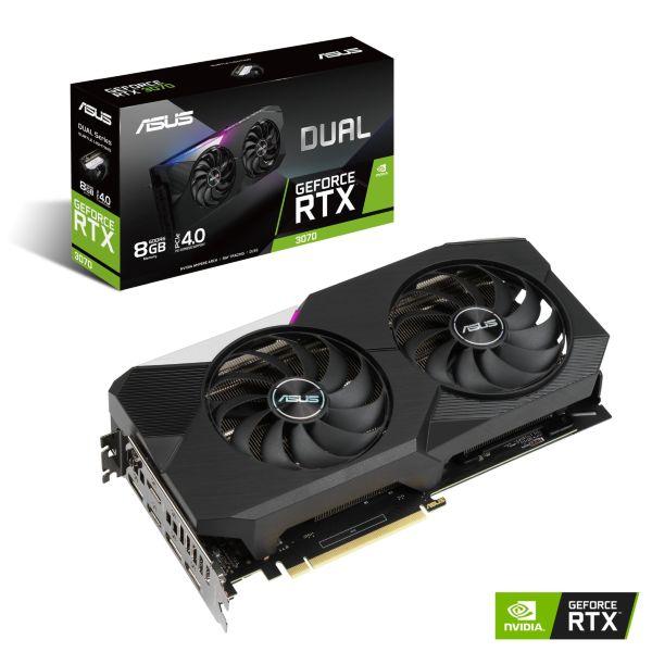 ASUS GeForce RTX 3070 Dual 8GB