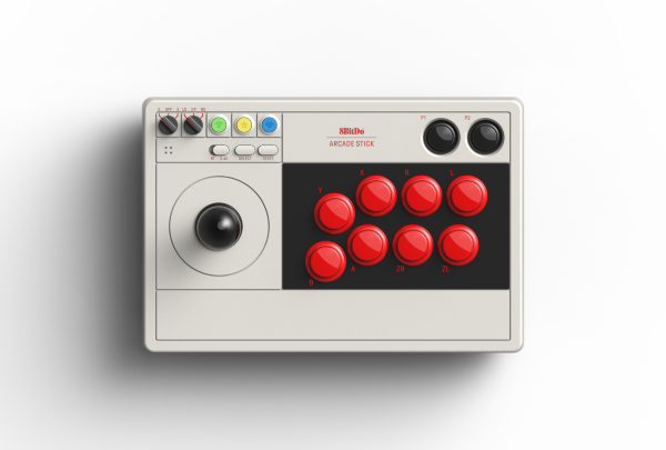 8bitdo Arcade Stick Switch & PC