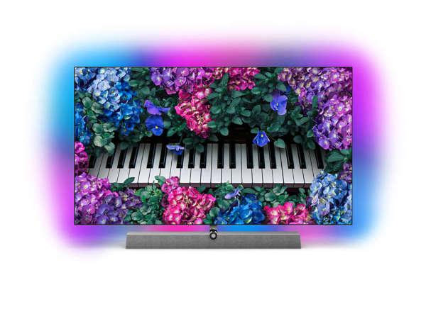 Philips 2020 55 OLED+ 55OLED935 – Fyrsidig Ambilight / Bowers & Wilkins / 4K UHD