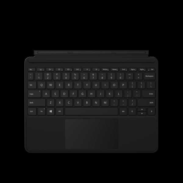 Surface Go Type Cover – Svart (Nordisk) (Fyndvara – Klass 1)