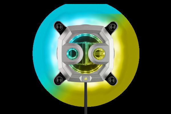 Corsair Hydro X XC7 Gen2 RGB - Silver