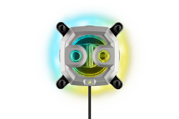 Corsair Hydro X XC9 Gen2 RGB - Silver