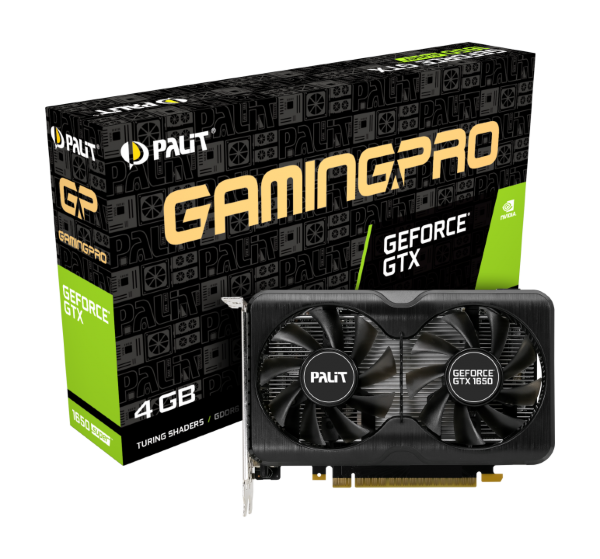 Palit GeForce GTX 1650 Super Gaming Pro 4GB