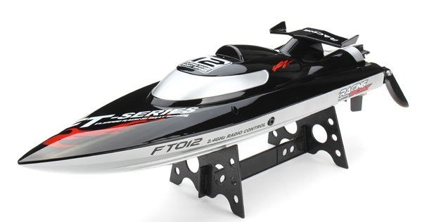 Feilun Speedboat 45 Km/h Svart (Fyndvara - Klass 4)