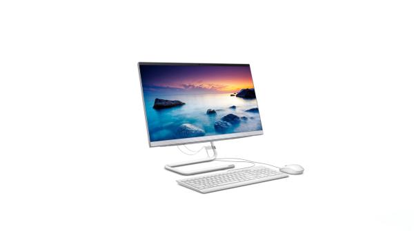 """Lenovo IdeaCentre AIO 3 24ARE05 / 23.8"""" / FHD / IPS / R3-4300U / 8GB / 256GB / AMD Radeon / Win 10"""