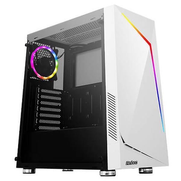 Antec NX300 / A-RGB / Tempered Glass - Vit