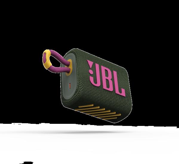 JBL Go 3 – Grön