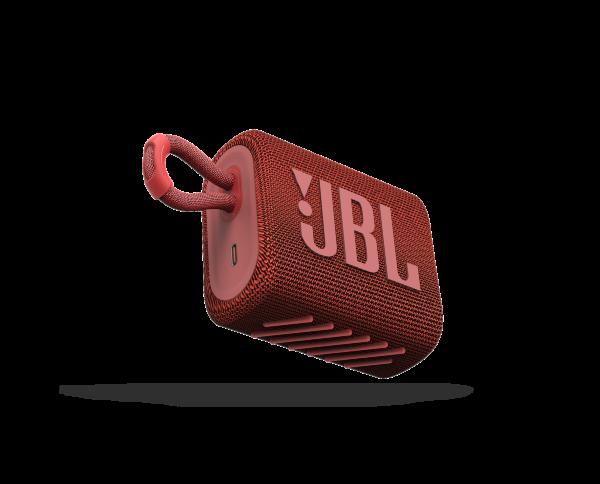 JBL Go 3 – Röd