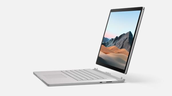 Microsoft Surface Book 3 / 15 / i7-1065G7 / 16GB / 256GB SSD / GTX 1660 Ti (Fyndvara – Klass 2)