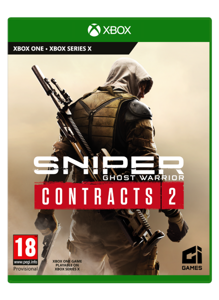 Sniper Ghost Warrior Contracts 2 (XBO)