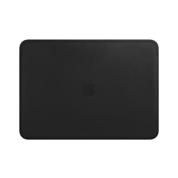 Apple Leather Sleeve Macbook Pro 13 – Black (Fyndvara – Klass 1)